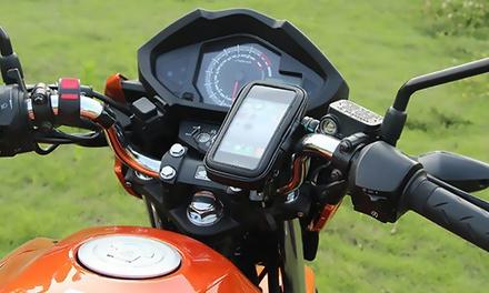 Support de smartphone étanche pour vélo ou moto, 4 tailles au choix