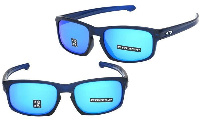 b86623d6dc2ac Oakley Sliver Stealth Men s Asia Fit Prizm Sapphire Polarized Sunglasses