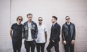 OneRepublic with Fitz and the Tantrums and James Arthur: C$25 for One Ticket for OneRepublic with Fitz & the Tantrums and James Arthur on August 9 at 7 p.m. (C$34.50 Value)