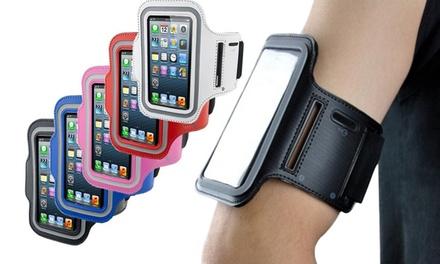 Sportarmband für Smartphones und Musik-Player in der Farbe nach Wahl (bis zu 86% sparen*)