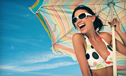 1 Month of Unlimited 20-Minute UV Tanning Sessions in a SunStar 332 Bed (a $33 value) - Bronze Bay Tanning in Colorado Springs