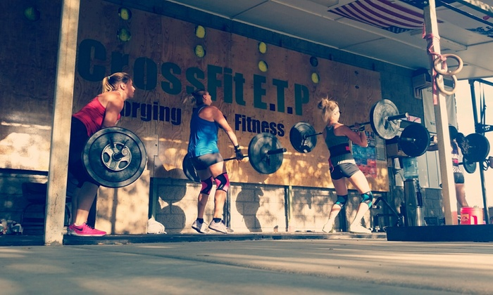 CrossFit E.T.P. - Gilbert: Up to 75% Off Crossfit at CrossFit E.T.P.