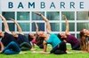 Up to 58% Off Barre Classes at Bam Barre