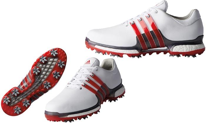 Up To 26 Off On Adidas Tour 360 2 0 Golf Shoe Groupon Goods