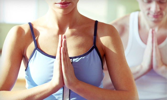 Sattva Yoga, Pilates & Barre - Stanford: 10 Yoga and Mat Pilates Classes or 5 Barre Classes at Sattva Yoga, Pilates & Barre in Rocklin (Up to 77% Off)