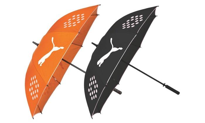 Puma Perform Single-Canopy Umbrella