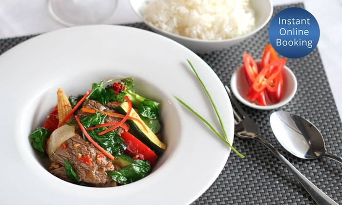 Try Thai-rrific in Dallas For Fresh Made To Order Asian Fusion