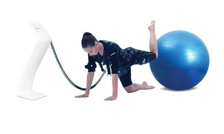 4, 6 u 8 sesiones de pilates-EMS (pilates con electrofitness y entrenador personal) desde 49,95 € en ActivaFit