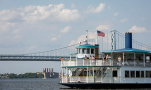 50% Off The RiverLink Ferry from Delaware River Waterfront at Delaware River Waterfront, plus 6.0% Cash Back from Ebates.
