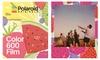Polaroid Originals Color 600 Instant Film Summer Fruits Edition (8-Pk)