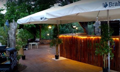 Menú para 2 o 4 con entrante, principal, postre, bebida y actuaciones de La Voz desde 39,95 € en Restaurante Chapoo