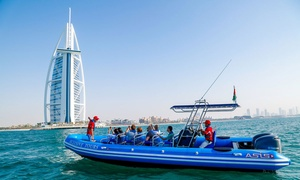 Xclusive Yachts: 90-Minute Jumeirah Palm Island Tour for One Child or Up to Four Adults with Xclusive Yachts (Up to 36% Off)