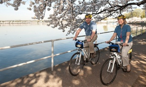 Bike and Roll DC: Two-Hour Bike Rental for One or Two from Bike and Roll DC (Up to 41% Off)