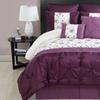 Prairie Embroidered Comforter Set (8-Piece)