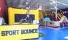 Up to 55% Off Bounce Pass or Birthday Party at Sport Bounce