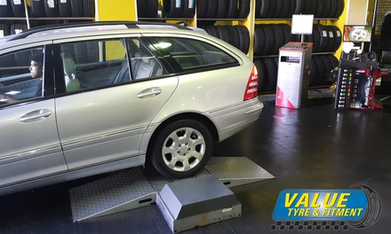From R50 for a R250 Voucher for Vehicle Repairs & Fitment