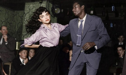 Five or Ten Salsa Dance Classes for One or Two at Funky Mambo Dance School