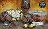 Los Latinos Paleteria - Brasília: Los Latinos Paleteria – Taguatinga Sul: 1, 2 ou 3 potes de sorvete artesanal de 1,5 l