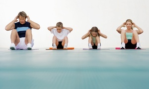 California Family Fitness: $44 for a One-Month Family Gym Membership at California Family Fitness ($300 Value)