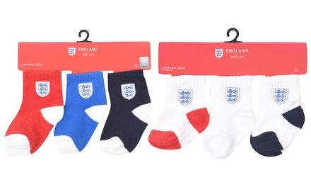 Pack de calcetines de regalo para bebés