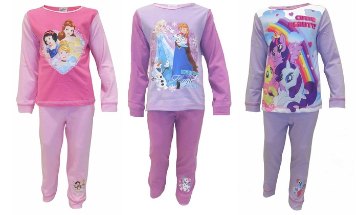 Âges 18-24 Mois à 4-5 ans Shimmer And Shine Pyjamas