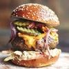 Burgers in Shoreditch