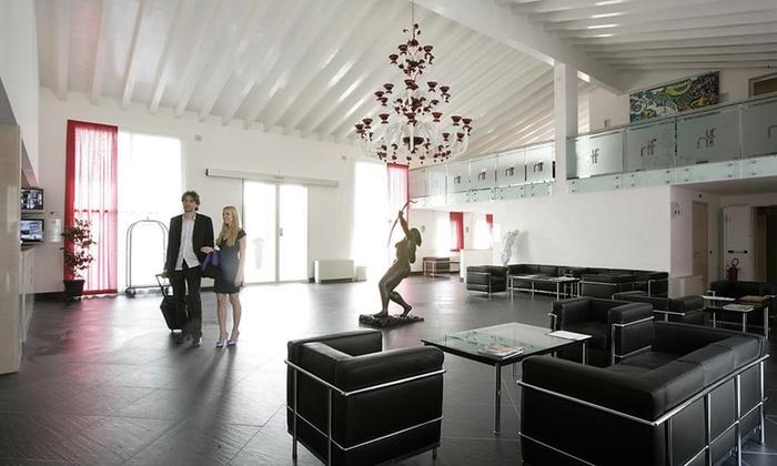 design hotel/motel fiera di brescia brescia | groupon - Soggiorno Romantico Particolare 2