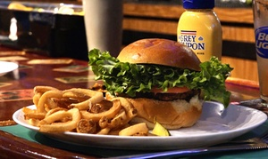 Coolidge Corner Clubhouse: Pub Food for Two or Four at Coolidge Corner Clubhouse (Up to 44% Off)