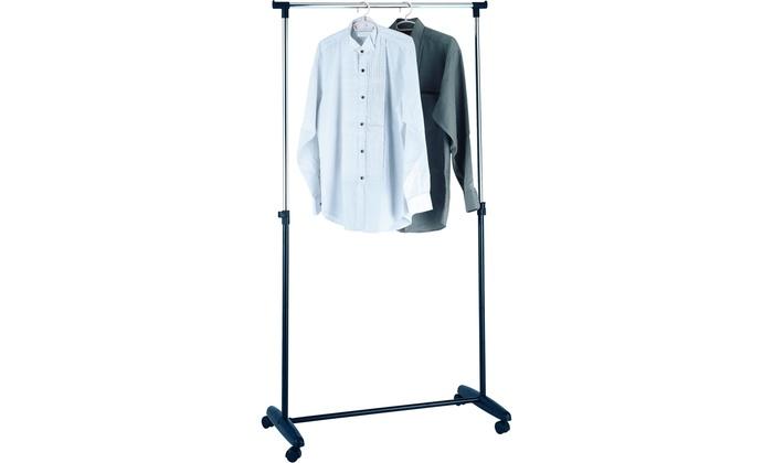 Colgador de ropa exterior simple el prctico tendedero de for Tendedero ropa exterior
