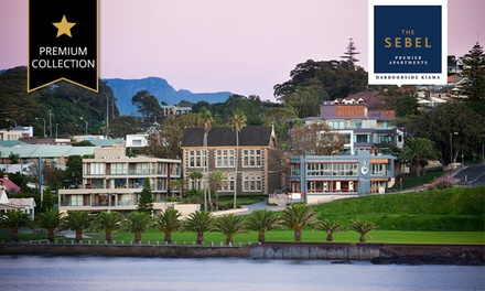 Kiama: 1  to 3  Night Escape for Up to Two with Breakfast and Welcome Drinks at Sebel Harbourside Kiama