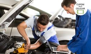Casa Grande Autoshopping: Alinhamento 3D, balanceamento, rodízio de pneus, calibragem, check-up e mais no Casa Grande Autoshopping – Jd. Atlântico