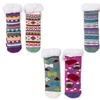 Muk Luks Kid's 2-Pack Cabin Sock Slippers (2-Pack)