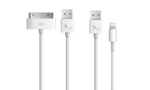 Câbles pour iPhone/iPad et iPod