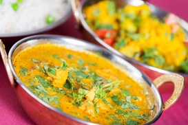 Dosai Place: Indian Vegetarian Lunch Buffet for Two at Dosai Place (Up to 38%  Off)