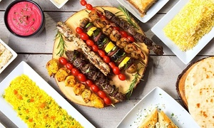 Up to 23% Off Mediterranean Dishes at Kabob House
