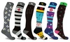 XTF Medical Knee-High Compression Socks (3 or 6 Pairs)