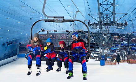 Polar Pass for One or Two at Ski Dubai (Up to 27% Off)
