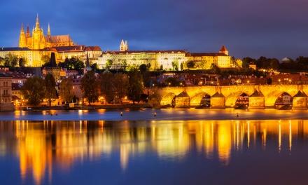 Czechy-Praga: 1-5 nocy dla 1-3 osób ze śniadaniami i parkingiem w Hotelu Juno
