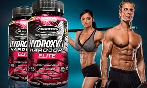 Buy 1 Get 1: Hydroxycut Hardcore Elite (100-Ct)