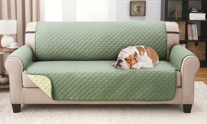 73 Off on Reversible Furniture Protector Groupon Goods