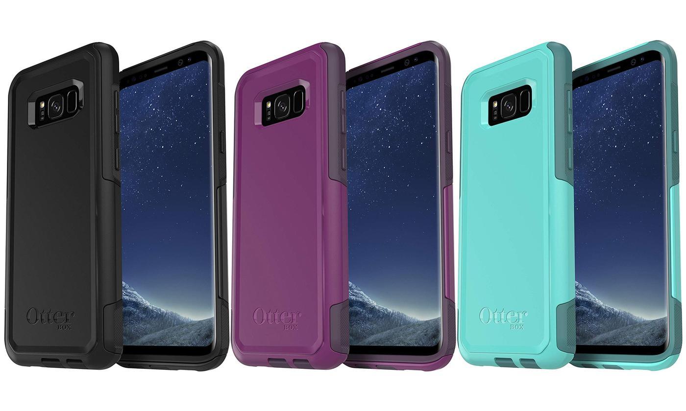OtterBox Commuter Sim Case for Samsung Galaxy S8 Plus
