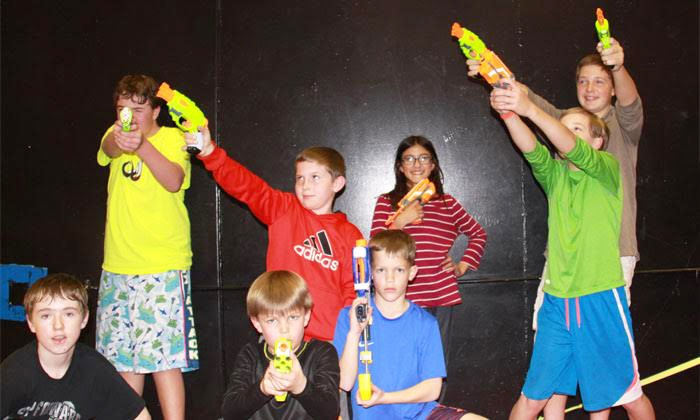 Challenge Dartz - Challenge Dartz: Open-Play Sessions or Party Packages at Challenge Dartz (Up to 53% Off). Four Options Available.