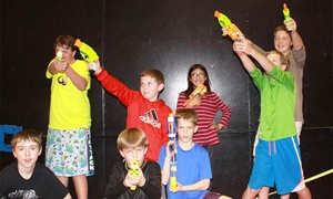 Challenge Dartz: Open-Play Game Sessions for Two, Four, Six, or Eight at Challenge Dartz (Up to 53% Off)
