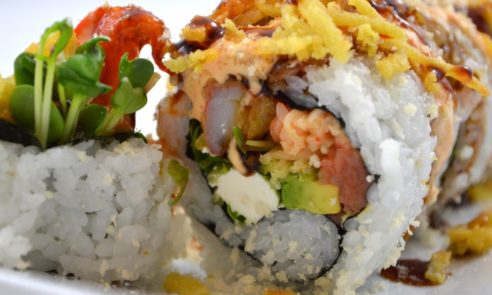 Dharma Sushi & Thai - Boise: $10 for $20 Worth of Fast Casual Food at Dharma Sushi & Thai