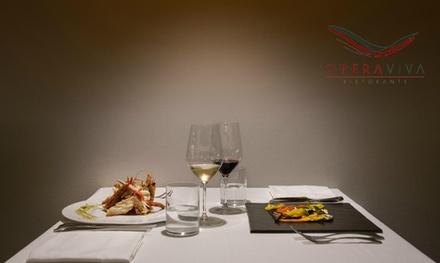 ⏰ Menu gourmet e menu luxury