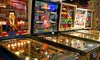 Roanoke Pinball Museum - Center In The Square: 2 or 4 Adult Tickets or 2 Adult Tickets with 1 or 2 Child TIckets at Roanoke Pinball Museum (Up to 44% Off)
