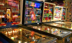 2 or 4 Adult Tickets or 2 Adult Tickets with 1 or 2 Child TIckets at Roanoke Pinball Museum (Up to 50% Off)