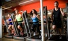 Sproing Sport - Greenway - Upper Kirby: Five or Ten Sproing HIIT Classes or One Month of Unlimited Sproing HIIT Classes at Sproing Sport (Up to 64% Off)
