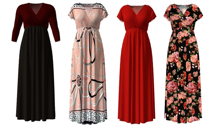 Clearance: Women\'s Summer Maxi Dresses. Plus Sizes Available ...