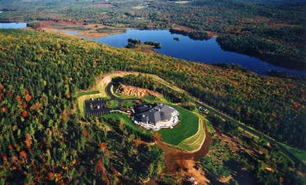 groupon daily deal - 1-Night Stay for Up to Four at Point Lookout Resort & Conference Center in Northport, ME. Combine Up to 6 Nights.